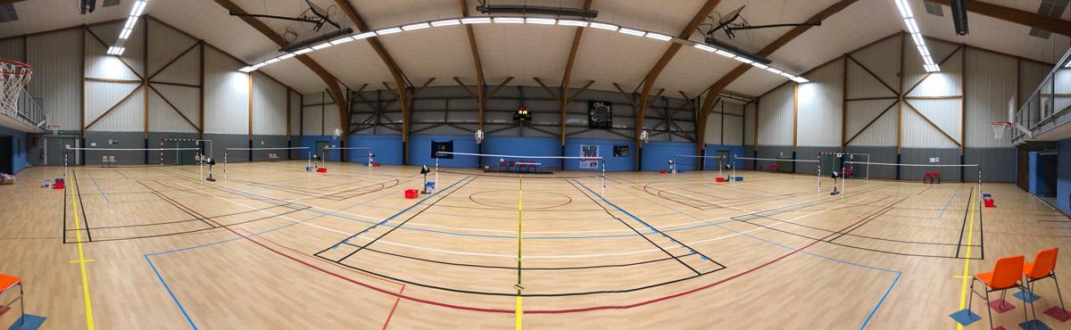 salle maure bretagne badminton